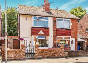 Thumbnail 2 bedroom semi-detached house for sale in Shaftesbury Road, Cheadle Heath, Stockport