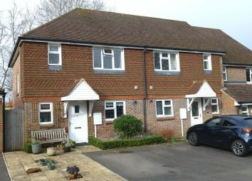 Thumbnail 2 bed terraced house for sale in Springvale Close, Bookham, Leatherhead