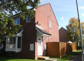 Thumbnail 3 bed terraced house to rent in Fallow Drive, Eaton Socon
