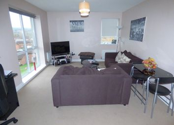 Thumbnail 2 bed flat to rent in Derwentwater Road, Gateshead