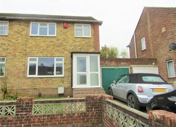 Thumbnail 3 bed semi-detached house to rent in Alandale Road, Southampton