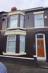 Thumbnail 4 bed terraced house for sale in Douglas Road, Anfield, Liverpool