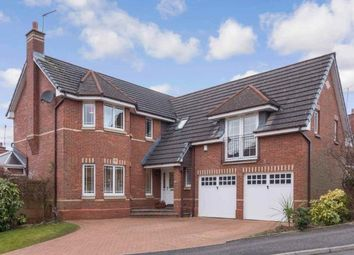 Thumbnail 5 bedroom detached house for sale in Branklyn Crescent, Academy Park, Anniesland, Glasgow