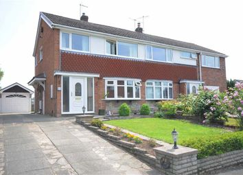 Thumbnail 3 bed semi-detached house for sale in Cranwood Road, Tittensor, Stoke On Trent