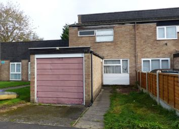 Thumbnail 3 bed end terrace house for sale in Tibbats Close, Birmingham