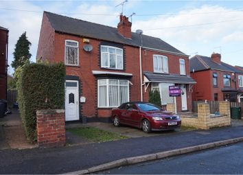 Thumbnail 4 bed semi-detached house for sale in Sidney Street, Mexborough