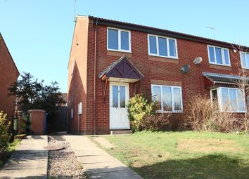 Thumbnail 3 bed semi-detached house to rent in Deer Park Way, Beverley, Yorkshire