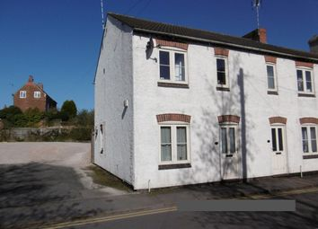 Thumbnail 2 bed end terrace house to rent in Chapel Street, Measham, Swadlincote