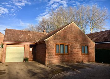 Thumbnail 2 bed detached bungalow for sale in Back Street, Gayton, King's Lynn