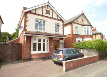 Thumbnail 3 bed detached house for sale in Lindon Drive, Alvaston, Derby