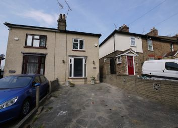 Thumbnail 2 bed property to rent in Crescent Road, Brentwood