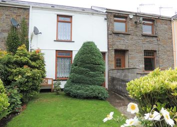 Thumbnail 2 bed terraced house for sale in Bute Street, Treherbert, Treorchy