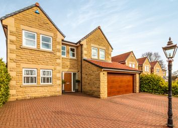 Thumbnail 4 bed detached house for sale in Morthen Gardens, Wickersley, Rotherham