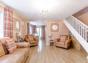 Thumbnail 3 bed terraced house for sale in Hickman Close, Beckton