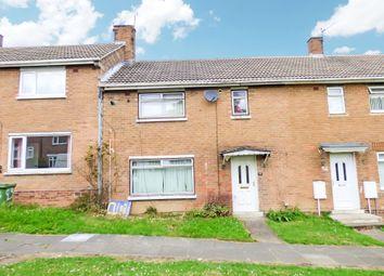 3 bed terraced house for sale in Basingstoke Road, Peterlee SR8
