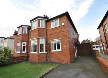 Thumbnail 4 bed semi-detached house for sale in Ryeheys Road, St Annes, Lytham St Annes, Lancahsire