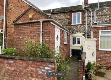 Thumbnail 2 bed terraced house to rent in Ash Close, Swaffham