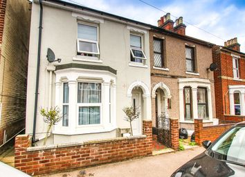 Thumbnail 3 bed semi-detached house for sale in Winnock Road, Colchester
