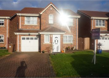 Thumbnail 4 bed detached house for sale in Bartholomew Close, Prescot