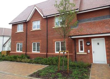 Thumbnail 2 bed flat for sale in Burden Road, Tadpole Garden Village, Swindon, Wiltshire