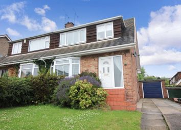 3 bed semi-detached house for sale in Sough Hall Avenue, Thorpe Hesley, Rotherham S61