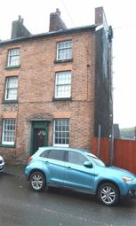 Thumbnail 3 bed terraced house for sale in 19, Llanfair Road, Newtown, Powys