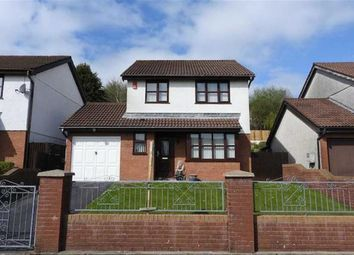 Thumbnail 3 bed detached house for sale in Parc Avenue, Morriston, Swansea