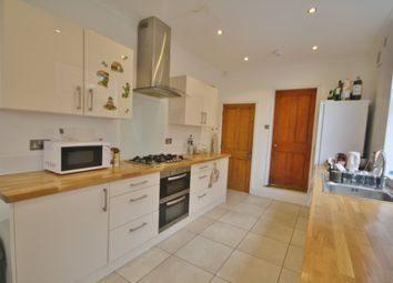 Thumbnail 4 bedroom terraced house to rent in Kirby Road, West End LE3, Leicester