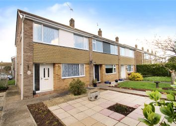 Thumbnail 3 bed end terrace house for sale in Maple Walk, Rustington, Littlehampton