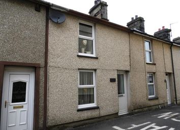 Thumbnail 2 bedroom terraced house for sale in Osmond Terrace, Penrhyndeudraeth, Gwynedd