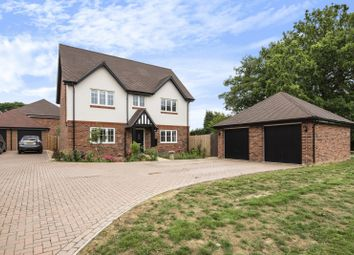 Thumbnail 3 bed detached house for sale in Worcester Drive, Cranleigh