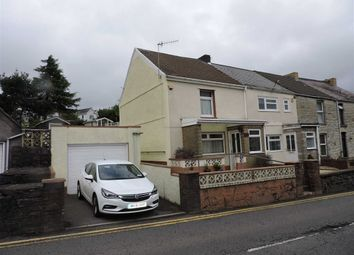 Thumbnail 2 bed end terrace house for sale in Vardre Road, Clydach, Swansea