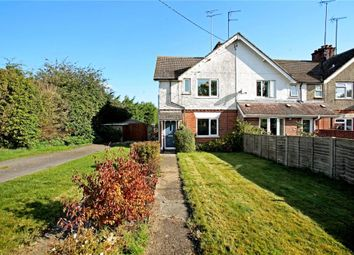 Thumbnail 3 bed terraced house for sale in Lynchets View, Upper Lambourn