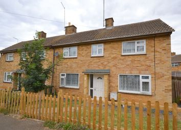 Thumbnail 3 bed semi-detached house for sale in Franklins Close, Ecton, Northampton