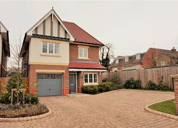 Thumbnail 4 bed detached house for sale in 99 Shepherds Lane, Beaconsfield