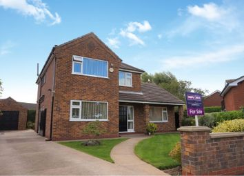 Thumbnail 4 bed detached house for sale in Beaufort Crescent, Cleethorpes
