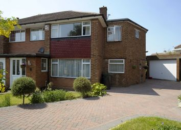 Thumbnail 5 bed semi-detached house for sale in Vanessa Walk, Gravesend