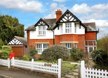 Thumbnail 4 bedroom detached house for sale in Church Road, Sunningdale, Ascot, Berkshire