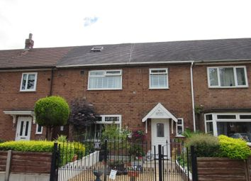 Thumbnail 3 bed terraced house for sale in Ellenbrook Road, Manchester