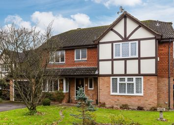 Thumbnail 3 bed semi-detached house for sale in Lincolns Mead, Lingfield, Surrey