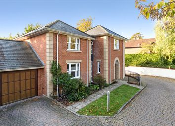 Thumbnail 4 bed detached house for sale in The Firs, Stockbridge Road, Winchester, Hampshire