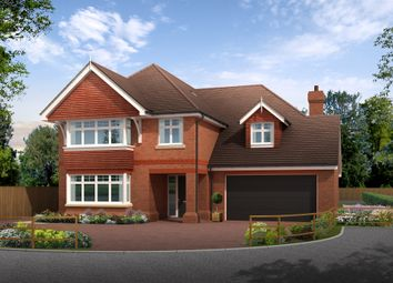 Thumbnail 5 bed detached house for sale in Hurstwood Close, Haywards Heath