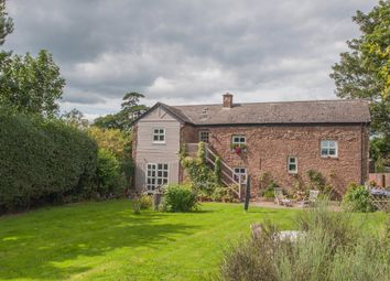 Thumbnail 4 bed barn conversion for sale in Pencraig, Ross-On-Wye