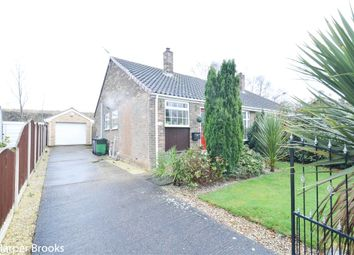 Thumbnail 2 bed semi-detached bungalow for sale in West View Crescent, Goldthorpe, Rotherham