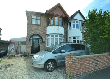 Thumbnail 3 bedroom semi-detached house for sale in Roehampton Drive, Wigston