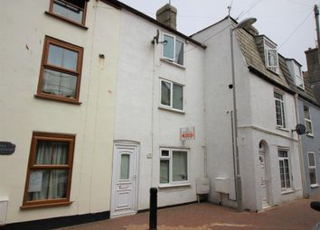 Thumbnail 3 bed terraced house to rent in Caroline Place, Weymouth, Dorset