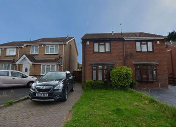 Thumbnail 2 bed semi-detached house for sale in Goode Close, Oldbury