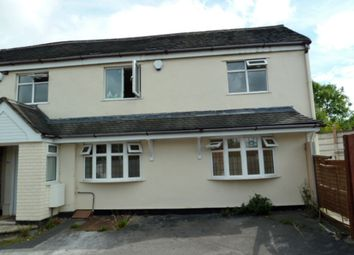 Thumbnail 3 bed semi-detached house to rent in Ruxley Road, Bucknall, Stoke-On-Trent
