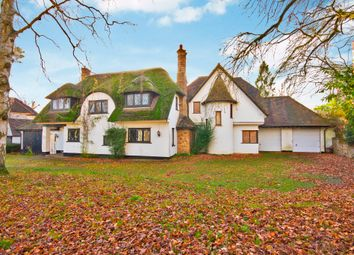 Thumbnail 4 bed detached house for sale in Bridle Lane, Loudwater, Rickmansworth