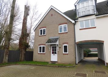 Thumbnail 2 bedroom maisonette for sale in Gipping Place, Bury Road, Stowmarket